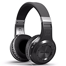 LEBAIQI Bluedio HT Bluetooth Wireless On-Ear Headphone (Black)