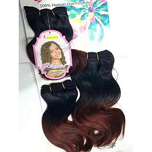 Generic Long Wig Heat Resistant Synthetic Wig High Density Full Wigs for  Women c08c60d56