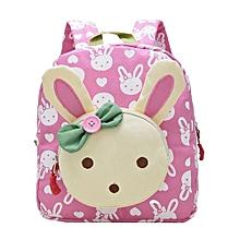 Olivaren Kids Insulated Toddler Backpack With Safet Leash Packbag Bag -pink