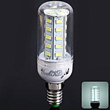 E14 9W 36 SMD 5730 800Lm Daylight LED Corn Light  - Cool White Light