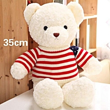 Teddy 35cm Happy Birthday Or Girlfriend Gift Plush Bear Toy(Color:First Pic)