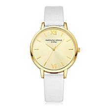 LVPAI Watches Women Quartz Wristwatch Clock Ladies Dress Gift Watches WH