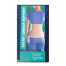 Waist Trainer Tummy Shaper Back Support with Lumbar Support