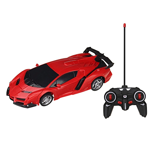 Buy Generic Kids Birthday Gift Toy Transformer Rc Robot Sport Car