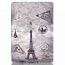 """For Asus Zenpad 10 Case, Ultra Slim Case + PU Leather Smart Cover Stand Auto Sleep/Wake For ASUS 10.1"""" Tablet Z300C/M/CG - Tower"""