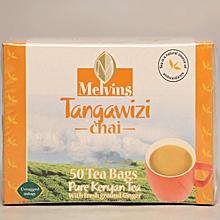 Tangawizi With Fresh Ground Ginger 50 Bags