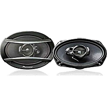 "TS A6966S  6"" X 9""  Vehicle 3-Way Speaker- Black"