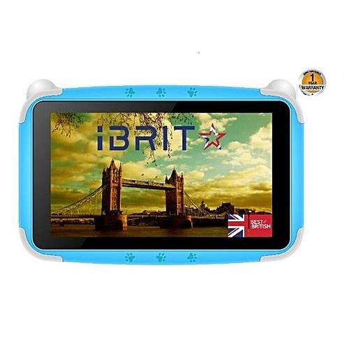 KIDS K1-Kids Tablet + Free Pre- Installed Apps -1GB RAM & 8GB ROM-BLUE