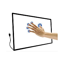 17inch 4points  Infrared Touch Screen For Outdoor, Water Proof IP65. Use For POS Machine, Outdoor Express Cabinet, ATM Equipment, The Frame With Glass ,carton Packing