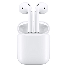 AirPods i8X 2019 Twin Wireless Bluetooth Earphones with FREE Lightning Cable