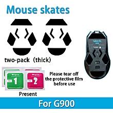 2 sets Teflon 0.6mm 3M Mouse Feet mouse Skates for Logitech G900 Mouse