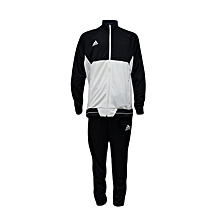 T/Suit Tiro 17 Pes/Trg Men- Bq2598/Bk0348black/White- 2xl