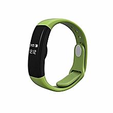 New Sports Smart Band H30 Smart Bracelet Smart Wristband Sports Fitness Tracker SmartBand Heart Rate Monitor - Green