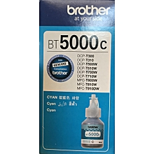 Cyan Cartridge BT5000C bottle ink cartridge