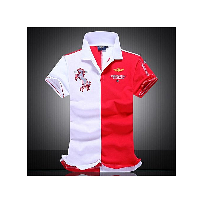 fb4b8576385 fashion casual brand Men s SUMMER Air Force Polo Shirt Embroidery  Aeronautica Military For Men Polo Shirt