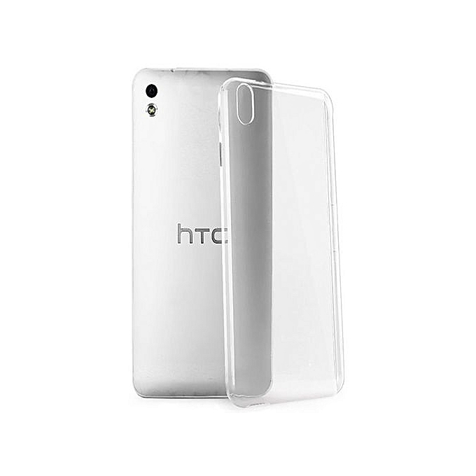 finest selection 307b3 42b8c HTC 816 Back Cover – Clear