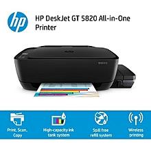 DeskJet GT 5820 Printer - Black