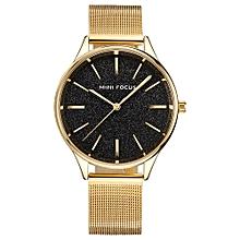 Brand Luxury Quartz Women Watches Mesh Stainless Steel Band Water-Proof Ladies Casual Wristwatch Feminio Relogio + Box