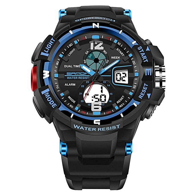 d5310e52157 SANDA Kids Child Boy Girl Multifunction BEST Gifts HIGH Quality LED  Wateproof Digital Watch Sport Wrist