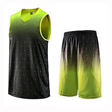 2ebf1f6fb Best Men  039 s Customized Team Basketball Sport Jersey Uniform-Green(MB