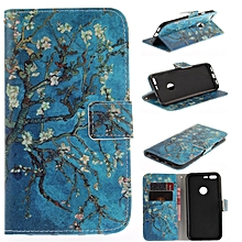 New For Google Pxiel Leather Flip Wallet Case Phone Cover Pouch Stand Foldable