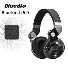 Extra Bass 40Hours Bluetooth Music Headphones