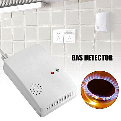 Leak Detector Tester Sensor Propane Butane Meth Alarm Home Security System
