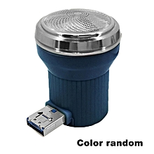 2 in 1 Mini Portable Micro USB Shaver Men Electric Razor For Android Phone