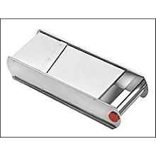 Stainless Steel Jumbo 2 in 1 Slicer,grater.