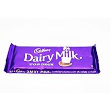 Dairy Milk Top Deck Chocolate 150 Grams