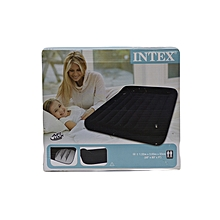 Queen Pillow Rest Classic Air Bed: 66769: Intex