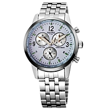 SKONE Mens Watches quartz Top Brand Analog Military male Watches Men Sports army Watch Waterproof Relogio Masculino Clock (Black) JY-M