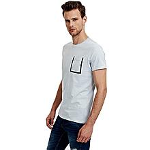 Blue Fashionable T-Shirt