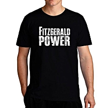 Fitzgerald Power Cool Men T-Shirt