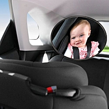 Car Baby Safety Mirror Back Seat Rear View Baby Mirror Baby Kids Monitor