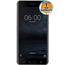 """6.1 with Android One - 5.5"""" Full HD- 32GB ROM - 3GB RAM - 16MP Camera - Dual SIM -  Black and Copper"""