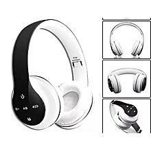 Big Wireless Bluetooth 4.0 Stereo Headphone Headset Earphone For Mobile Phones P35 - White