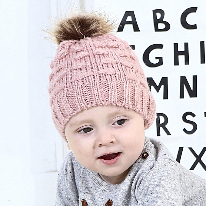 a1b7f58db Generic Cute Toddler Kids Girl Boy Baby Infant Winter Warm Crochet ...