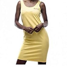 Yellow Women's Summer Dresses