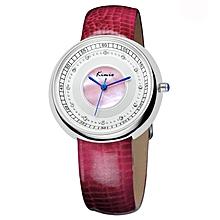 Crystal Hours Ladies Dress Watch
