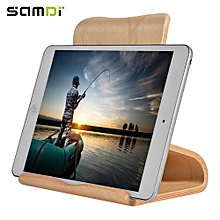 SAMDI Tablet Computer Wooden Stand Holder Support for iPad