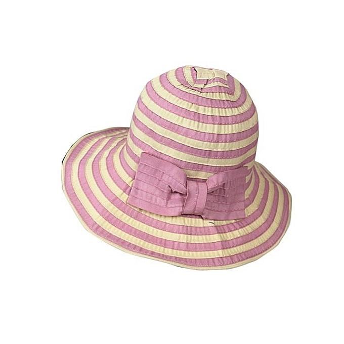 8bc34c673f8 Eissely Women Foldable Large Brim Crochet Summer West Cowboy Sun Hat ...