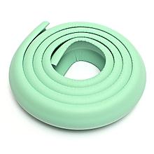 2M Baby Children Table Desk Door Edge Cushion Guard Foam Protector Baby Safety light green
