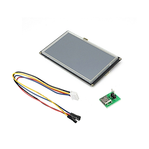 Nextion Enhanced NX8048K070 7 0 Inch HMI Intelligent Smart USART UART  Serial Touch TFT LCD Module