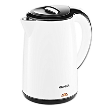 KONKA KEK-15DG1585 Electric Kettle Double Layers Smart Auto-off Quick Electric Boiling Pot Thermal I