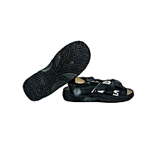 Sandal Zanzi Men- Black- 7