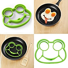 Silicone Shaped Fried Eggs Fried Eggs Shaper Breakfast Kitchen Cooking Tool