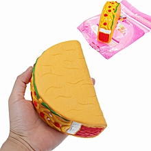 14.5cm Squishy Taco Slow Rising Soft Collection Gift Decor Toys -