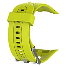 husksp Replacement Wrist strap Silicagel Soft Band Strap For  Garmin Forerunner 10 GN