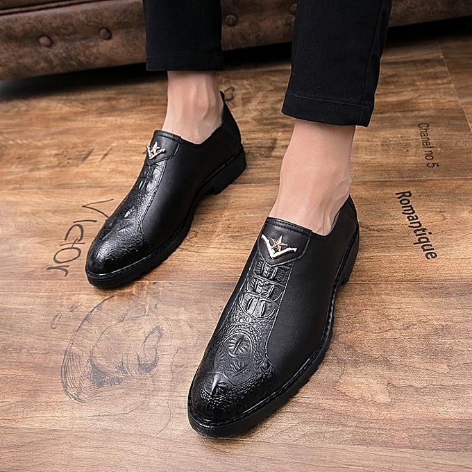 Buy Tauntte England Style Alligator Formal Moccasins Men Shoes
